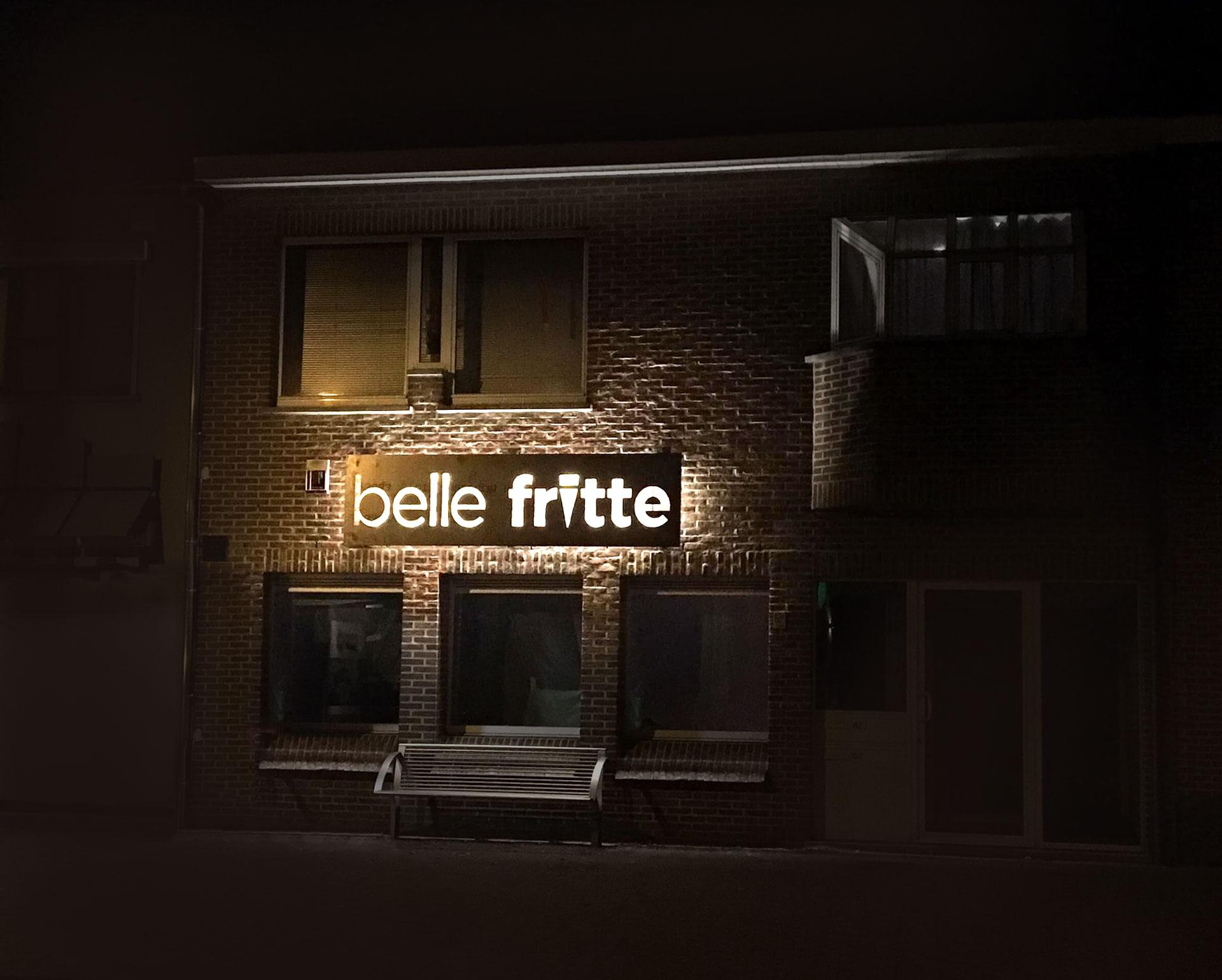 aroma communicate: Belle Fritte